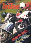Bike - Motorcycle Magazine - July 1985 - M2511